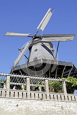 Free Historical Windmill Of Sanssouci In Potsdam Stock Photo - 51049450