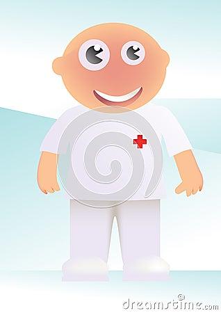 Historieta de la enfermera