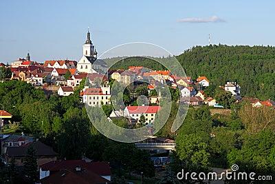 Historisk town