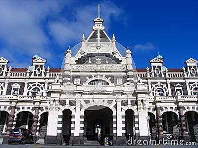 History Building In Dunedin