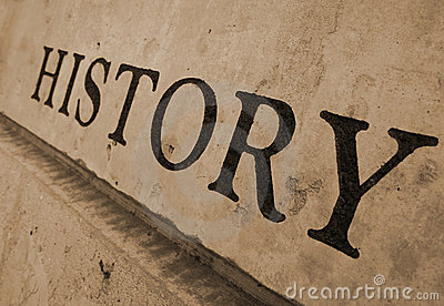 History carved in stone