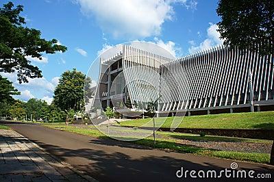 History museum Daklak in sunny day