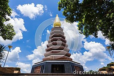 History stupa