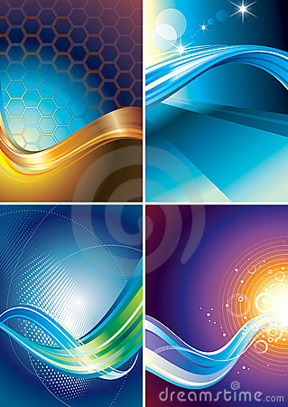 Free Hitech Abstract Royalty Free Stock Photography - 16043437