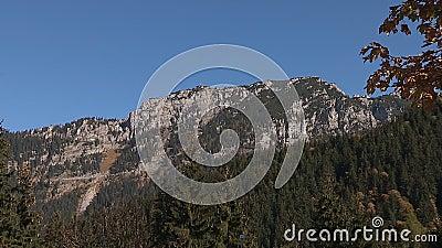 Hitlers Kehlsteinhaus, bei Obersalzberg, Berchtesgaden, Bayern, Deutschland in Europa stock video footage