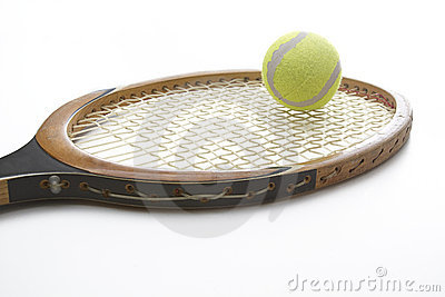 Hitting the ball