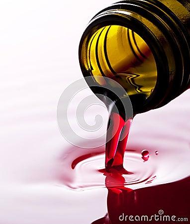 Hällande wine