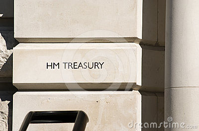 HM Treasury London
