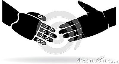 Händer två