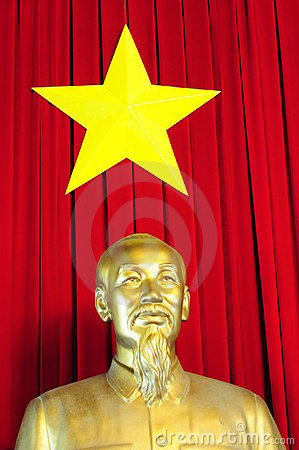 Ho-Chi-Minh Editorial Image