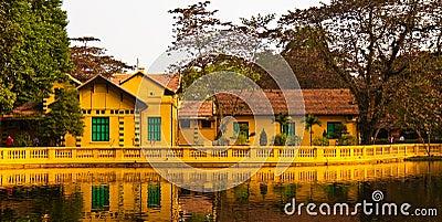 Ho Chi Minh s Residence