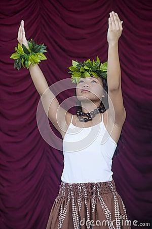 Ho olaule a Pacific Islands Festival Editorial Stock Photo