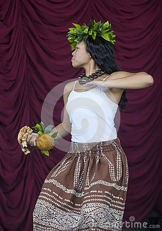 Ho olaule a Pacific Islands Festival Editorial Image