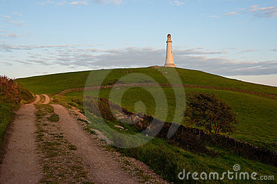 Hoad Monument Restored 2010