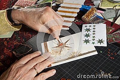 Hobby christmas cards