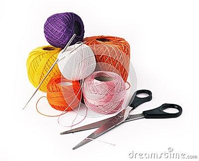 Hobby - crochet tools