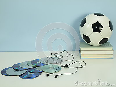 Hobby: music and football