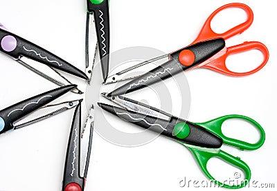 Hobby scissors