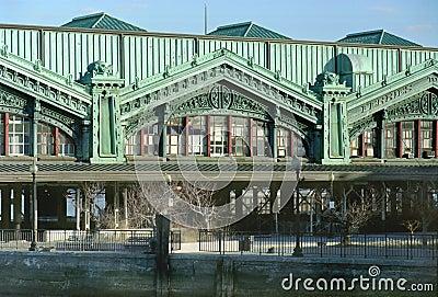 Hoboken Terminal New Jersey USA