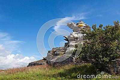 Hoburgen - Rock