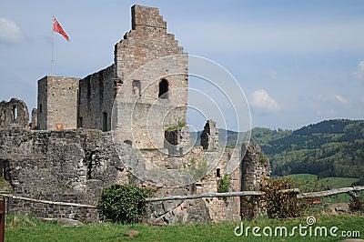 Hochburg Castle Ruin