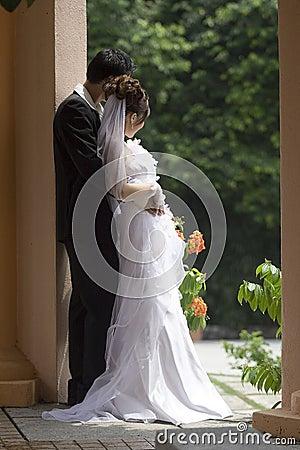 Hochzeits-Zeremonie
