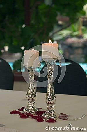 Hochzeitstabellendekorationen