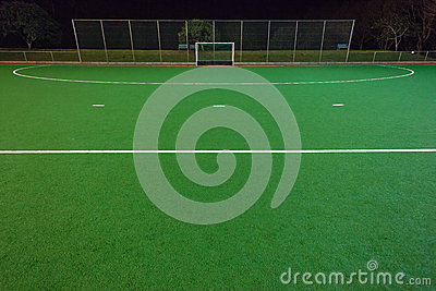 Hockey Astro Night Goals Circle Editorial Image