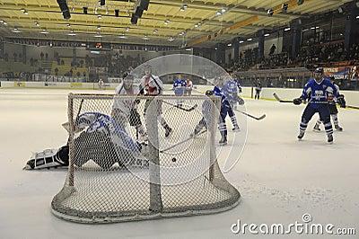 Hockey Club Milano Editorial Stock Photo