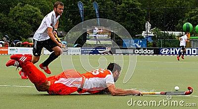 Hockey Ergo Masters Editorial Photo