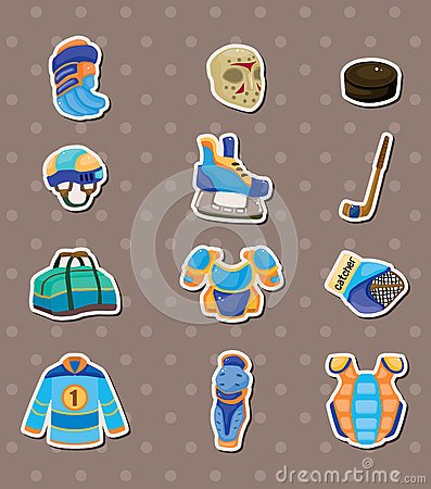 Hocky stickers