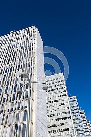 The Hoetorget buildings Stockholm