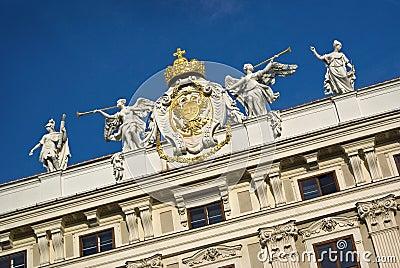 Hofburg, Vienna architecture,