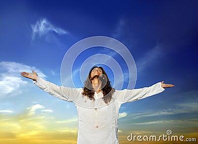 Hoffnung und Gebete