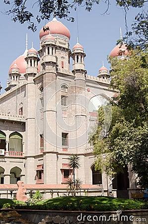 Hoge rechtsinstantie, Hyderabad