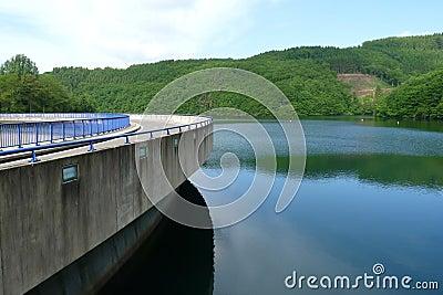 Hoger Zeker reservoir