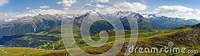 Hohe Tauern and Zillertaler Alpen
