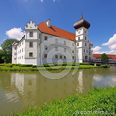 Hohenkammer palace
