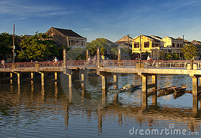Hoi An Editorial Image