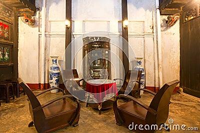 Hoi An house interior