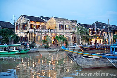 Hoi An, Vietnam Editorial Photo