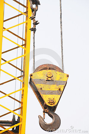 Hoist hook and sling