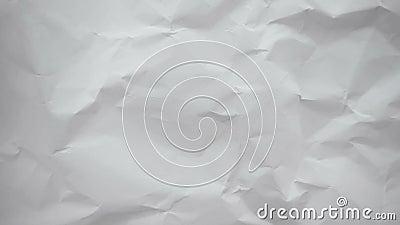 Hoja de papel en bruto metrajes