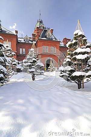 Hokkaido Government Building (Akarenga)