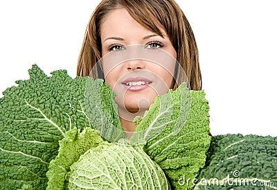 Hold on fresh kale
