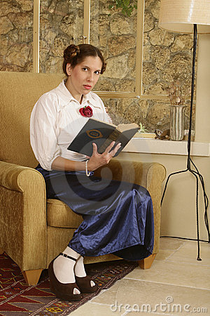 Free Holding A Holy Book Royalty Free Stock Image - 5534076