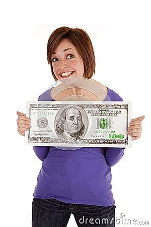 Holding bid dollar