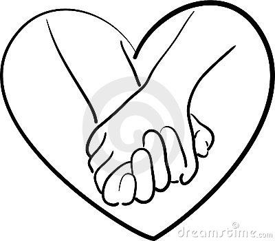 Holding Hands Royalty Free Stock Image - Image: 9274176
