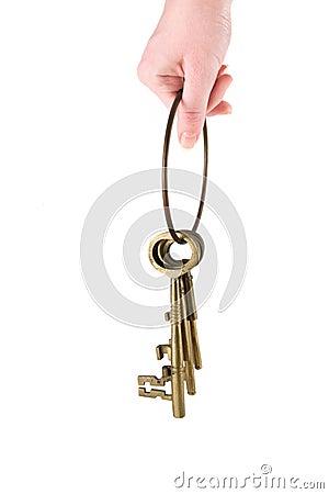 Holding the Keys