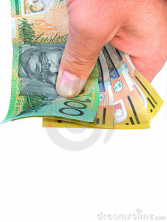 Free Holding Money Stock Photo - 148980